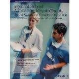 Medical School Admission Requirements (MSAR) 2005-2006: United States and Canada (Msar: Gett...