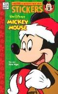 Disney Mickey Christmas : Coloring and Activity Book