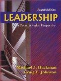 Leadership: A Communication Perspective, Fourth Edition