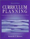 Curriculum Planning: Integrating Multiculturalism, Constructivism, and Education Reform
