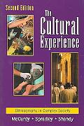 Cultural Experience Ethnography In Complex Society
