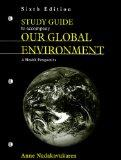 Study Guide to Accompany Our Global Environment: A Health Perspective