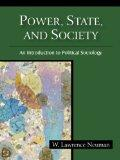 Power, State, and Society: An Introduction to Poltical Sociology