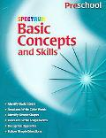 Spectrum Basic Concepts and Skills Preschool