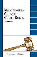 Montgomery County Court Rules 2010