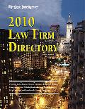 2010 Law Firm Directory