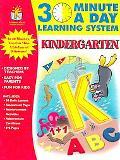 30 Minutes a Day Kindergarten
