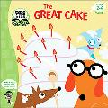 Great Cake A Touch-and-learn book