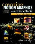 Creating Motion Graphics With After Effects The Essentials