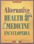 Altenative Health and Medicine Encyclopedia - James Marti - Paperback - 2ND