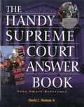 Handy Supreme Answer Book