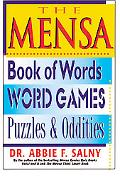 Mensa Book of Words, Word Games, Puzzles & Oddities