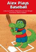 Alex Plays Baseball 6pk : 6 Copies
