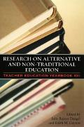 Research On Alternative And Non-Traditional Education