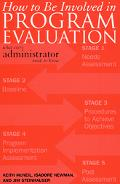 How To Be Involved In Program Evaluation What Every Adminstrator Needs To Know