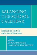 Balancing the School Calendar: Cb