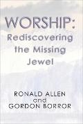 Worship:rediscovering Missing Jewel