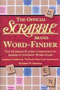 Official Scrabble Brand Word-Finder The Ultimate Playing Companion to America's Favorite Wor...