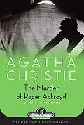 Murder of Roger Ackroyd A Hercule Poirot Mystery