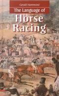 Language of Horse Racing