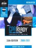CPA Ready Comprehensive Exam Review 35th Edition 2006-2007: Regulation (Cpa Comprehensive Ex...