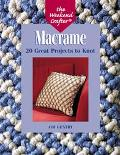 Macrame 20 Great Projects to Knot