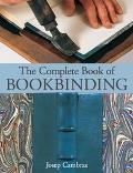 Complete Book Of Bookbinding