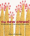 The New Crewel: Exquisite Designs in Contemporary Embroidery - Katherine Shaughnessy - Paper...