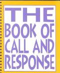 Book of Call & Response
