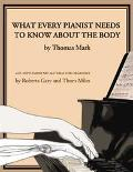 What Every Pianist Needs to Know About the Body With Supplementary Material for Organists