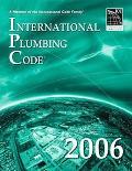 International Plumbing Code 2006