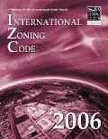 International Zoning Code 2006