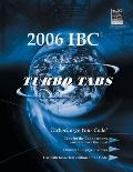International Building Code 2006: Turbo Tabs for Looseleaf