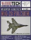 Mig-29 Fulcrum Mikoyan Gurevich