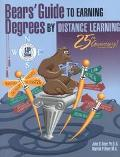 Bear's Guide to Earning Degrees by Distance Learning - John Bear - Paperback - REVISED
