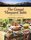 Casual Vineyard Table From Wente Vineyards