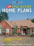 508 One-Story Home Plans