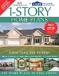 New Most Popular 1-Story Home Plans