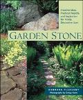 Garden Stone Creative Ideas, Practical Projects and Inspiration for Purely Decorative Uses