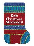 Knit Christmas Stockings! 19 Patterns for Stockings and Ornaments