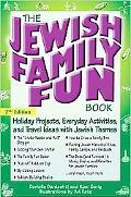 Jewish Family Fun Book