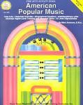 American Popular Music Fine Arts Activity Book  Grades 5-8+