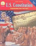 U.S. Constitution Preparing for the Test