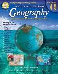 Discovering the World of Geography: Includes Selected National Geography Standards (Grades 4&5)