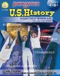 Jumpstarters for U. S. History