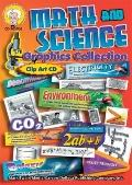 Math and Science Graphic Collection CD