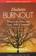 Diabetes Burnout What to Do When You Can't Take It Anymore