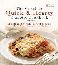 Complete Quick & Hearty Diabetic Cookbook
