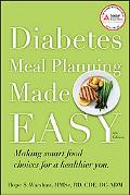 Diabetes Meal Planning Made Easy, 4th Edition