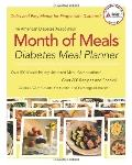 American Diabetes Assocation Month of Meals Planner
